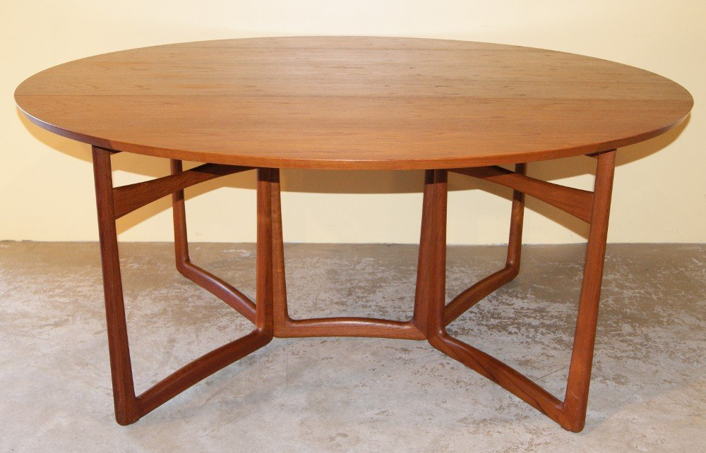 dining table drop leaf image mag